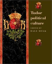 Cover of: Tudor Political Culture | Dale Hoak