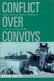 Cover of: Conflict over Convoys