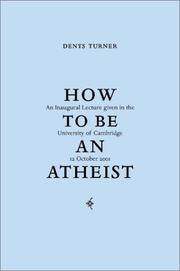 Cover of: How to be an atheist