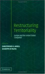 Cover of: Restructuring Territoriality |