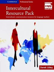 Cover of: Intercultural Resource Pack