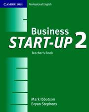 Cover of: Business start-up 2 |
