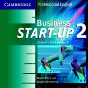 Cover of: Business Start-Up 2 Set of 2 Audio CDs | Mark Ibbotson