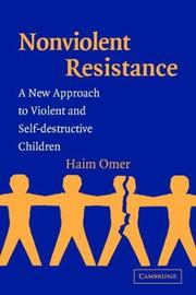 Cover of: Non-Violent Resistance