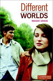 Cover of: Different Worlds Audio Cassette (Cambridge English Readers)