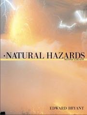 Cover of: Natural Hazards