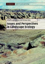 Cover of: Issues and Perspectives in Landscape Ecology (Cambridge Studies in Landscape Ecology) |