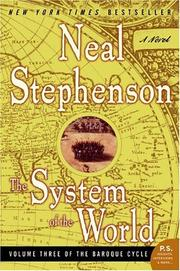 Cover of: The System of the World (The Baroque Cycle, Vol. 3)