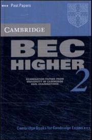 Cover of: Cambridge BEC Higher 2 Cassette