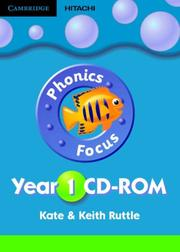 Cover of: Phonics Focus Year 1 CD-ROM