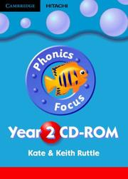Cover of: Phonics Focus Year 2 CD-ROM