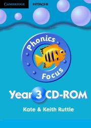 Cover of: Phonics Focus Year 3 CD-ROM