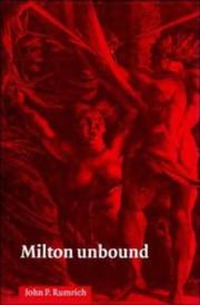 Cover of: Milton unbound