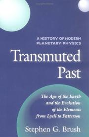 Cover of: Transmuted past