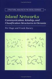 Cover of: Island networks