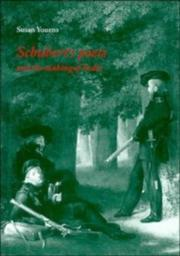 Cover of: Schubert's poets and the making of lieder