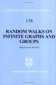 Cover of: Random walks on infinite graphs and groups