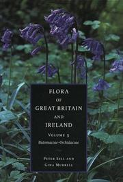Cover of: Flora of Great Britain, Ireland, Isle of Man, and the Channel Islands | P. D. Sell