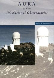 Cover of: AURA and its US National Observatories
