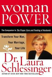 Cover of: Woman power | Laura Schlessinger