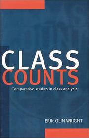 Cover of: Class counts