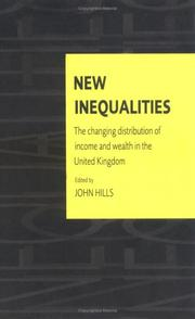 Cover of: New Inequalities