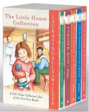 Cover of: The Little House Collection Box Set (Full Color) (Little House) | Laura Ingalls Wilder