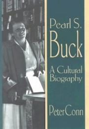 Pearl S. Buck by Peter J. Conn
