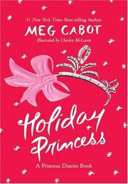 Cover of: Holiday Princess: A Princess Diaries Book (Princess Diaries)