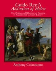 Cover of: Guido Reni's Abduction of Helen