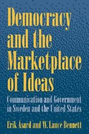 Cover of: Democracy and the marketplace of ideas
