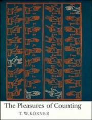 Cover of: pleasures of counting | T. W. Körner