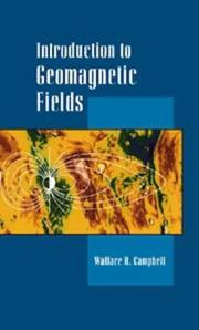 Cover of: Introduction to Geomagnetic Fields