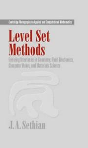 Cover of: Level set methods