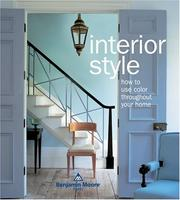 Cover of: Interior Style | Lesley Riva