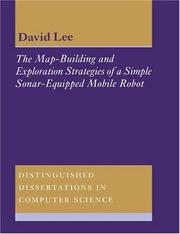 Cover of: The map-building and exploration strategies of a simple sonar-equipped robot