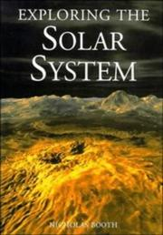Cover of: Exploring the solar system