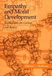 Cover of: Empathy and moral development