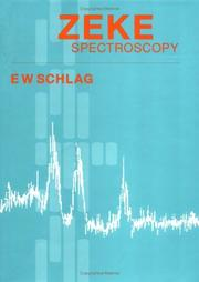 Cover of: ZEKE spectroscopy