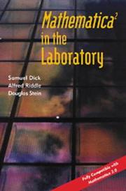 Cover of: Mathematica in the laboratory