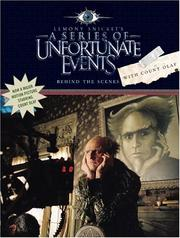 Cover of: Behind the Scenes with Count Olaf (A Series of Unfortunate Events) | Lemony Snicket