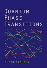 Cover of: Quantum phase transitions