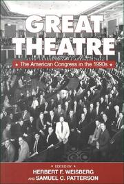Cover of: Great theatre