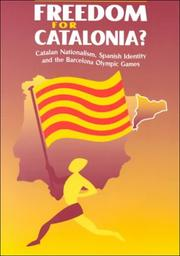 Cover of: Freedom for Catalonia?