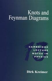 Cover of: Knots and Feynman diagrams