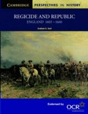 Cover of: Regicide and republic