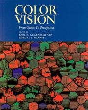 Cover of: Color Vision |