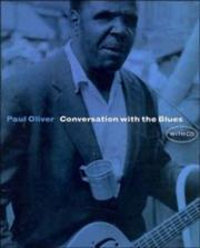 Cover of: Conversation with the Blues CD included | Paul Oliver