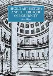 Cover of: Hegel's art history and the critique of modernity