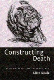 Cover of: Constructing death